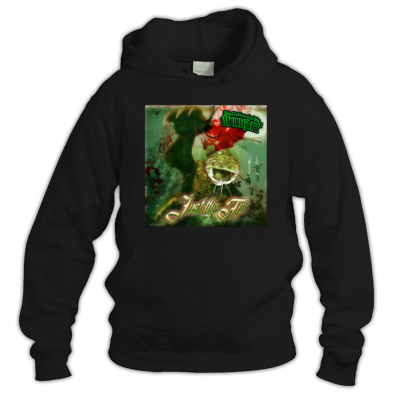 Just the tip MUDKAT hoodie