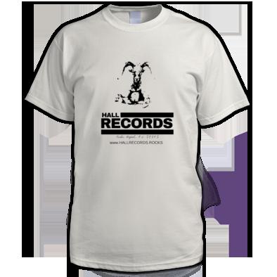 hall records single color