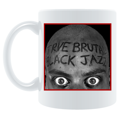 Trve Brutal White Mug