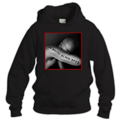 Trve Brutal Unisex Hoodie (Black, Grey or Red)