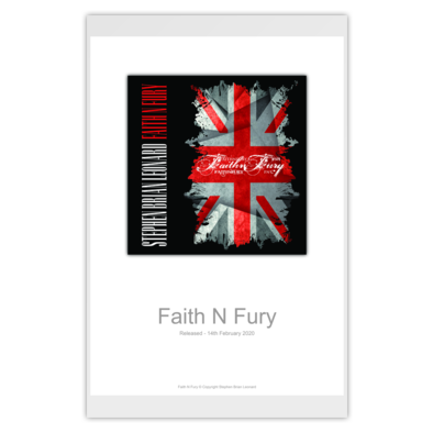Faith N Fury - Album Print