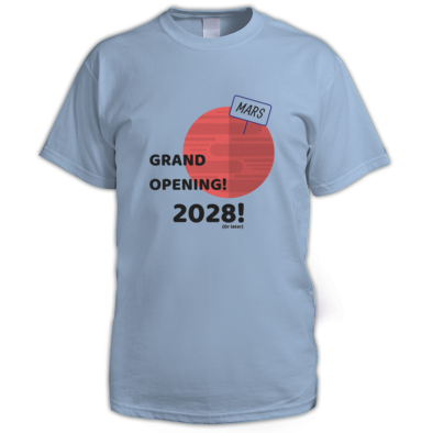 Grand opening 2028
