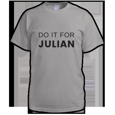 HNRS: Do it for Julian
