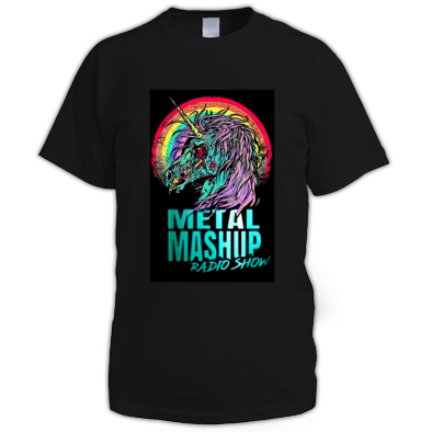 Mashup Death Unicorn Men's Tee