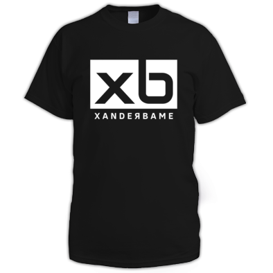 XB White Logo T-Shirt