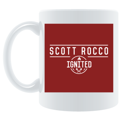 Scott Rocco Custom Ignited Mug