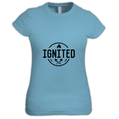 Ignited Women's T-Shirt