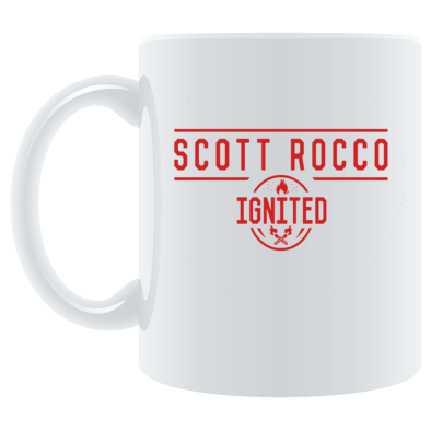 Scott Rocco Ignited Mug