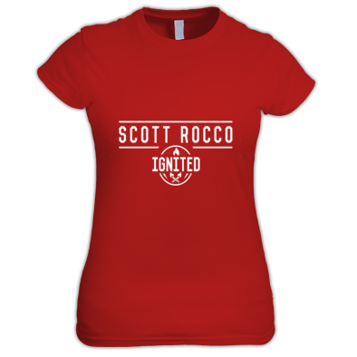 Scott Rocco Ignited Women's T-Shirt