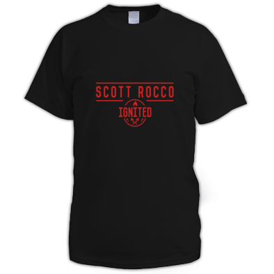Scott Rocco Ignited Men's T-Shirt