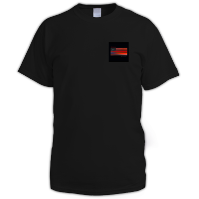 T-Shirt Male w/ America Cover