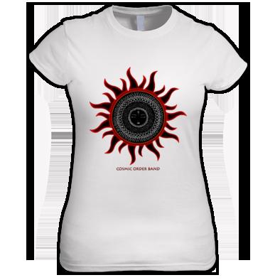 Cosmic Order women's T shirt