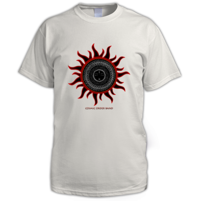 Cosmic Order Men's T Shirt