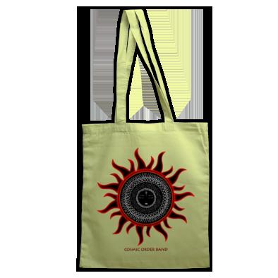 Cosmic Order tote bag