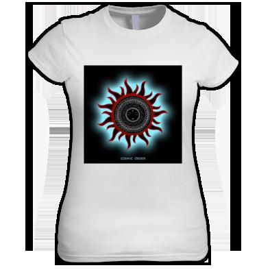 Cosmic Order Women's T shirt 2