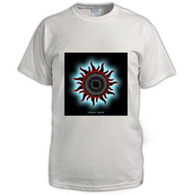 Cosmic Order Men's T shirt 2