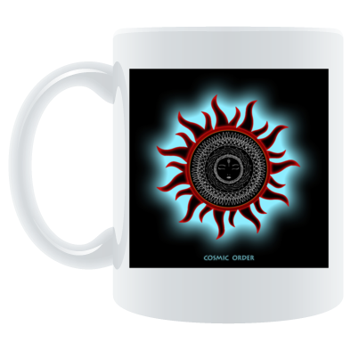 Cosmic Order Mug 2