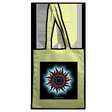 Cosmic Order Tote Bag 2