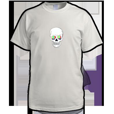 TV Skull Logo Unisex T-Shirt