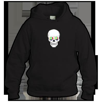 TV Skull Logo Unisex Hoodie