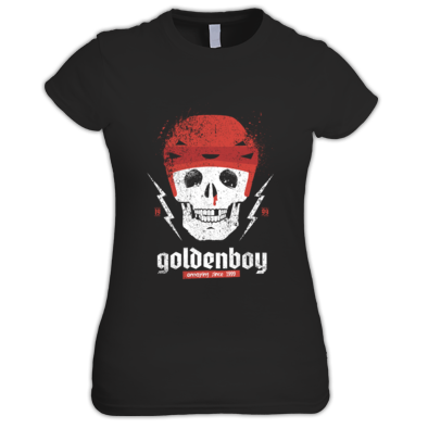 hockey skull girlie