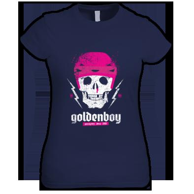 pink skull girlie