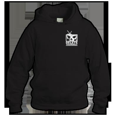 Unisex hoodie small logo