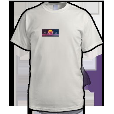 Basic logo - Vaporwave
