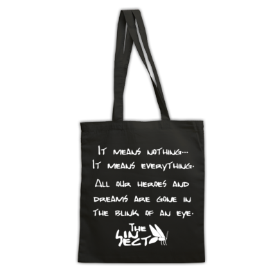 Hello Hero - It Means Nothing - Tote
