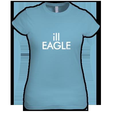 ill EAGLE womens White