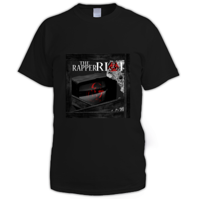 TheRapperRIOT Male T-Shirts