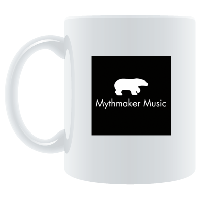 Coffee Mugs Black Logo
