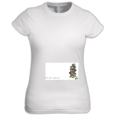 Books Girl's T-Shirt