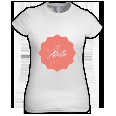 Women's Noelle Color Logo T-Shirt