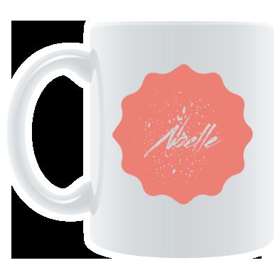 Noelle Color Logo Mug
