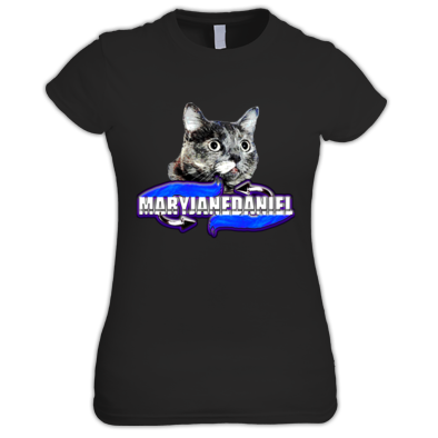 Derpy Cat - Women's Tee