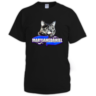 Derpy Cat - Men's Tee