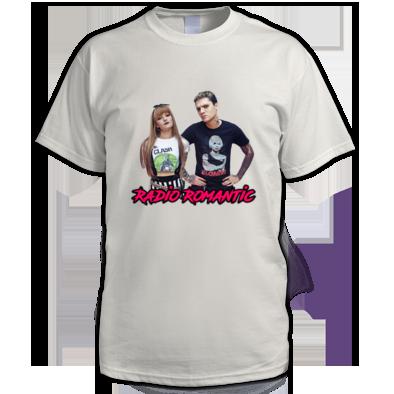 Radio Romantic Joe and Ruth - Mens T Shirt