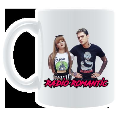 Radio Romantic Joe and Ruth - Mug