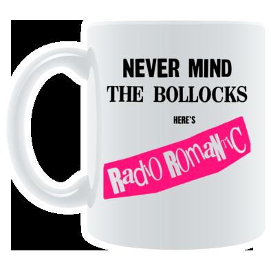 Radio Romantic Nevermind The.. Mug