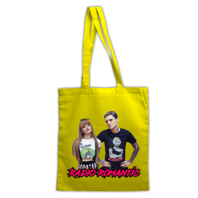 Radio Romantic Joe and Ruth - Bag