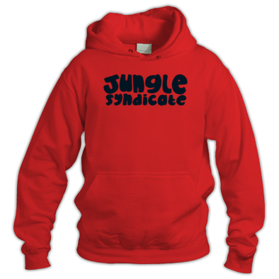 Jungle Syndicate Bristol Logo Hoody