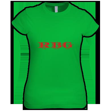 Red on Irish green