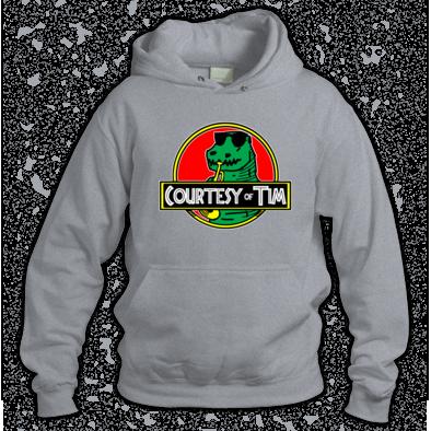 Jurassic hoodie