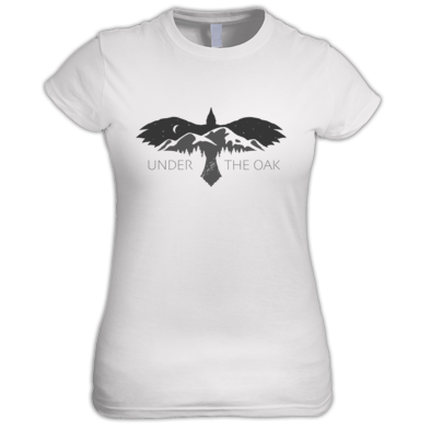 UNDER THE OAK/ Women's Raven Tee