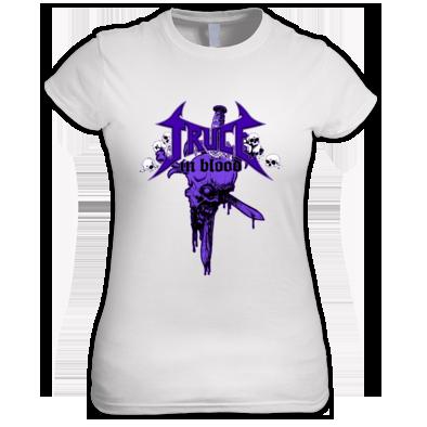 Womens Purple Sword