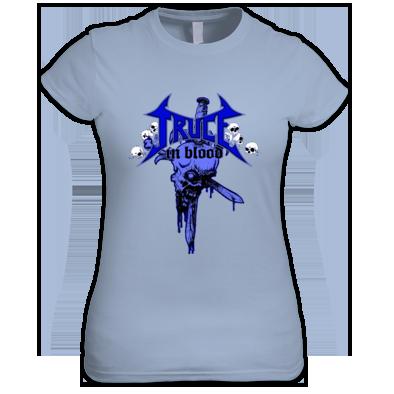 Womens Blue Sword