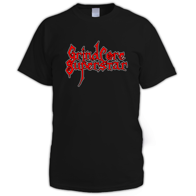 GrindCore Superstar T-shirt