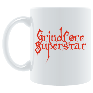 GrindCore Superstar Mug
