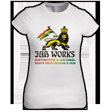Jah Works Original Logo Womens